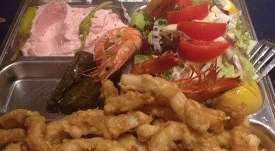 Photo of Greek Restaurant Le Creta at Rue De Beaumont 68, Marchienne-au-Pont, Belgium