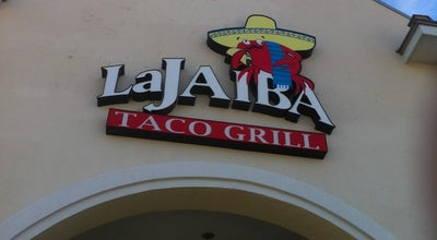 Photo of Taco Place LaJaiba Taco Grill at 1102 W University Dr # A, Edinburg, TX 78539, United States