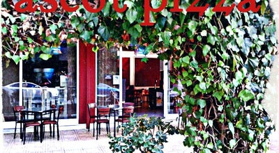 Photo of Pizza Place Ascot Pizza at Ολύμπου 23a, Νίκαια 184 54, Greece