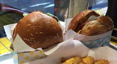Photo of Burger Joint 8bit at 231 Swanston St, Melbourne CBD, Vi 3000, Australia