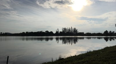 Photo of Lake Lakeside Corridor at Taman Permai, Sibu 96000, Malaysia