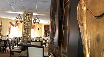 Photo of Asian Restaurant Thai Balcony at Saw Close 1 Seven Dials, Bath BA1 1EN, United Kingdom