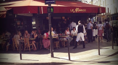 Photo of Cafe Le Nemrod at 51 Rue Du Cherche-midi, Paris 75006, France