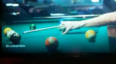 Photo of Pool Hall La Boule Noire at 12 Rue Halevy, Nice 06000, France