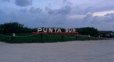 Photo of Beach Parque Punta sur at Carretera Costera Sur, Cozumel, Mexico