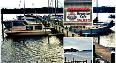 Photo of American Restaurant Dockside Cafe Oyster Bar at 821 Bayshore Dr, Niceville, FL 32578, United States