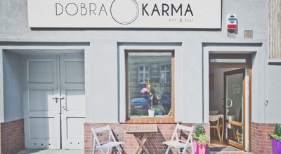 Photo of Restaurant Dobra Karma at Cybulskiego 17, Wrocław 50-205, Poland