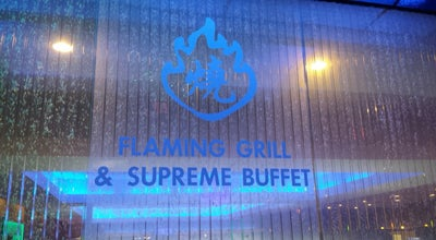 Photo of Chinese Restaurant Flaming Grill & Supreme Buffet at 126 N. Main Street, Manville, NJ 08835, United States