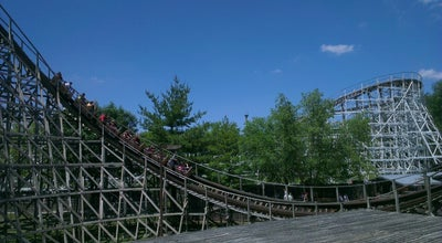 Photo of Theme Park The Outlaw Ride at Altoona, IA 50009, United States
