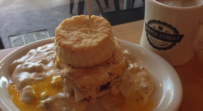 Photo of Breakfast Spot Maple Street Biscuit Company at 407 Broad St, Chattanooga, TN 37402, United States