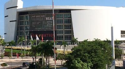 Photo of Basketball Court Miami Heat Store @ The Triple A at Miami, FL 33132, United States