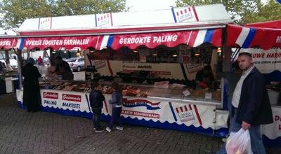 Photo of Farmers Market De Vrijdagse Markt at Wagnerplein, Tilburg, Netherlands