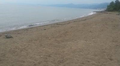 Photo of Beach Sürmene Deniz - Sahil at Turkey