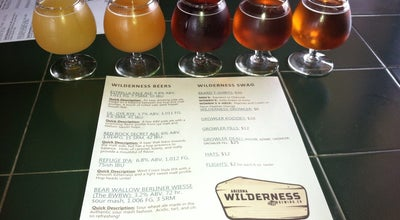 Photo of Brewery Arizona Wilderness Brewing Co. at 721 N Arizona Ave, Gilbert, AZ 85233, United States