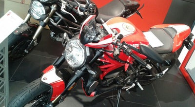 Photo of Motorcycle Shop Ducati at Alexander Franckstraat 47, Boechout, Belgium