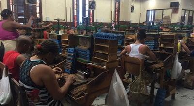Photo of Factory Fabrica De Tabacos Partagas at Calle Industria, 520, Ciudad De La Habana, Cuba