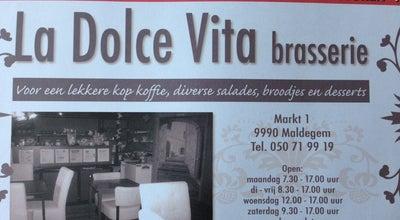 Photo of Tea Room La Dolce Vita at Markt 1, Maldegem 9990, Belgium