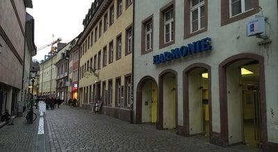 Photo of Indie Movie Theater Kino Harmonie at Grünwälder Str. 16-18, Freiburg 79098, Germany