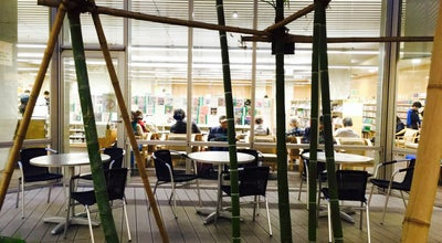 Photo of Library 吹田市立山田駅前図書館 at 山田西4-2-43, 吹田市 565-0824, Japan