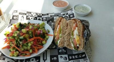 Photo of Cafe CaféCafé (קפהקפה) at Yerushalayim Ave., Kiryat Yam, Israel