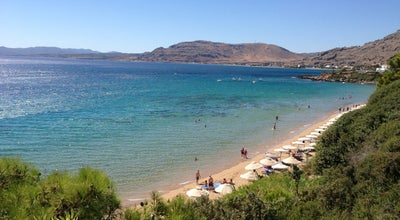 Photo of Beach Pefki Beach at Ρόδος 851 07, Greece