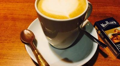 Photo of Coffee Shop Kahve Kuşağı at Sanayi Mahallesi Cumhuriyet Caddesi Pekhan İş Merkezi Tatvan/bi̇tli̇s, TATVAN 13200, Turkey