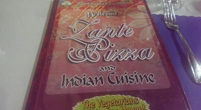 Photo of Indian Restaurant Zante's Pizza and Indian Cuisine at 3489 Mission St, San Francisco, CA 94110, United States