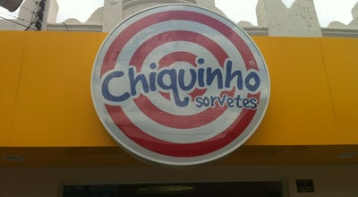 Photo of Ice Cream Shop Chiquinho Sorvetes at Rua General Osório, 570, Santa Bárbara d'Oeste, Brazil