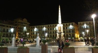 Photo of Plaza Plaza de la Merced at Plaza De La Merced, Málaga 29012, Spain