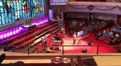 Photo of Church Grove Avenue Baptist Church at 8701 Ridge Rd, Henrico, VA 23229, United States