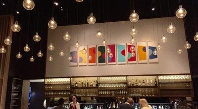 Photo of Modern European Restaurant Aldo Sohm Wine Bar at 151 W 51st St, New York City, NY 10019, United States