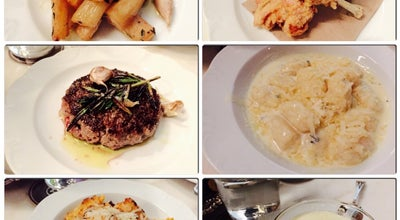 Photo of Italian Restaurant Via Carota at 51 Grove St, New York, NY 10014, United States