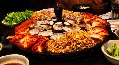 Photo of Korean Restaurant Omi Korean Grill & Bar at 2625 Old Denton Rd, Carrollton, TX 75007, United States
