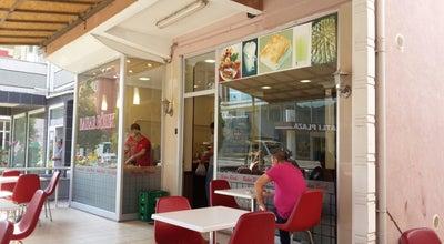 Photo of Breakfast Spot Bahar Börek-Baklava Evi at Uzankaldırım Caddesi, Edirne 22100, Turkey