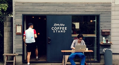 Photo of Coffee Shop Little Nap COFFEE STAND at 代々木5-65-4, 渋谷区 151-0053, Japan