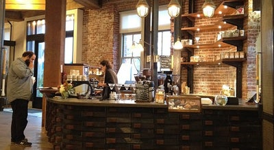 Photo of Coffee Shop Ristretto Roasters at 2181 Nw Nicolai St, Portland, OR 97210, United States