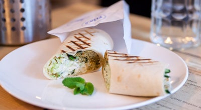 Photo of Burrito Place Pita's at Гороховая Ул., 32, St-Petersburg, Russia