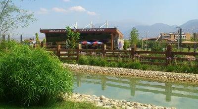 Photo of Park Adalet Parkı at Bahçelievler Mh., Merkezefendi, Turkey