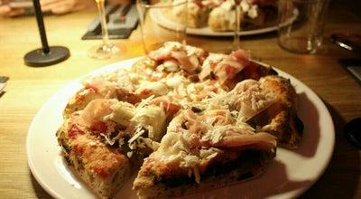 Photo of Pizza Place Pizzeria Savô at Via Al Ponte Calvi 16r, Genoa 16124, Italy
