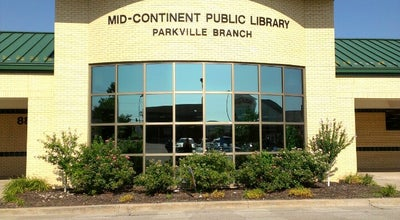 Photo of Library Mid-Continent Public Library Parkville Branch at 8815 Nw Highway 45, Parkville, MO 64152, United States