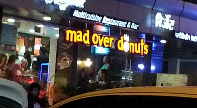 Photo of Donut Shop Mad Over Donuts at Near Sambhaji Park, Jm Road, Pune 411004, India