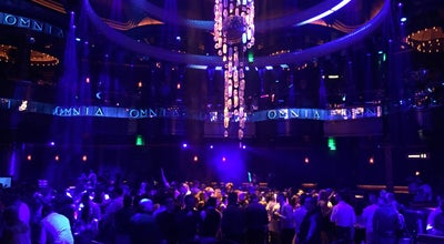 Photo of Nightclub OMNIA Nightclub at 3570 Las Vegas Blvd S, Las Vegas, NV 89109, United States