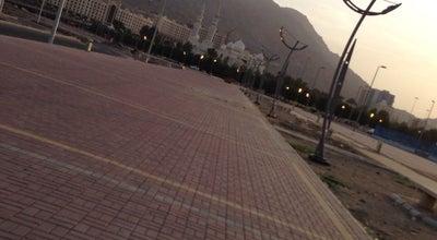 Photo of Park ممشى حديقة الحسينية at Saudi Arabia