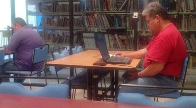 """Photo of Library Biblioteca Central """"Francisco Sosa Escalante"""" at Calle 13, Mexico"""