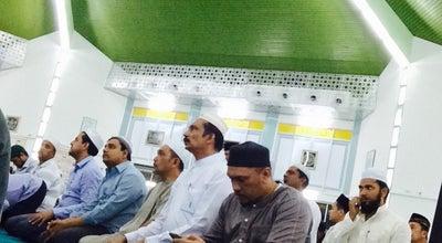 Photo of Mosque Masjid Muhammad Bolkiah at Jalan Serusup, Berakas, Brunei, Brunei