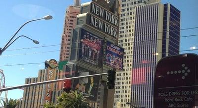 Photo of American Restaurant New York, New York America Restaurant at 3790 Las Vegas Blvd S, Las Vegas, NV 89109, United States
