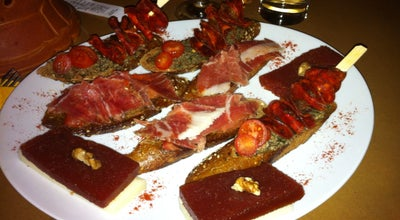 Photo of Spanish Restaurant Jamón at Παντανάσσης 75, Πάτρα 262 21, Greece
