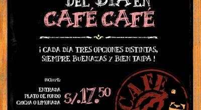 Photo of Breakfast Spot Café Café El Polo at Av. El Polo 670. Surco, Lima LIMA 33, Peru