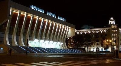 Photo of Concert Hall Heydər Əliyev Sarayı at Bul-bul Pros. 35, Baku, Azerbaijan