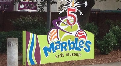 Photo of Museum Marbles Kids Museum at 201 E Hargett St, Raleigh, NC 27601, United States